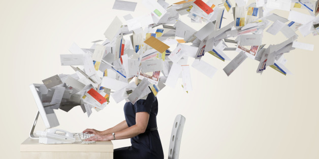 Are You Drowning in Emails? 6 Tips to Get  Out From Under