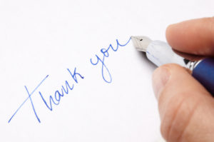 handwritten-thank-you